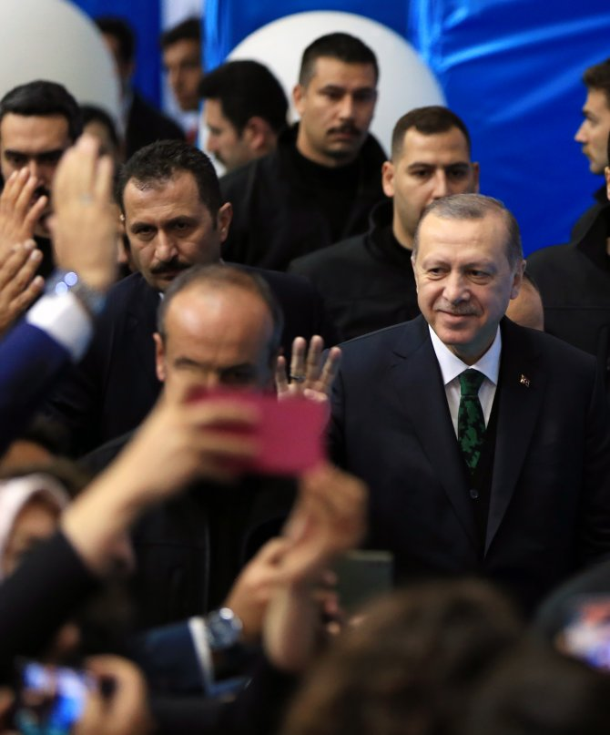 AK Parti Osmaniye 6. Olağan İl Kongresi