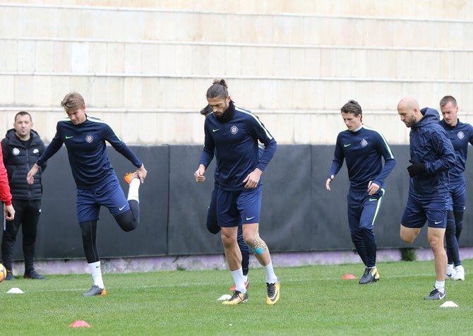 Osmanlıspor, Kasımpaşa maçı hazırlıklarına başladı