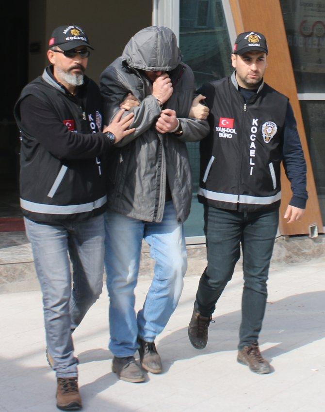 GÜNCELLEME - Kocaeli'de ATM dolandırıcılığı güvenlik kamerasında
