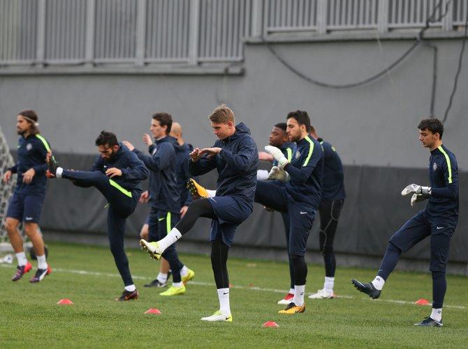 Osmanlıspor, Bursaspor maçı hazırlıklarına başladı