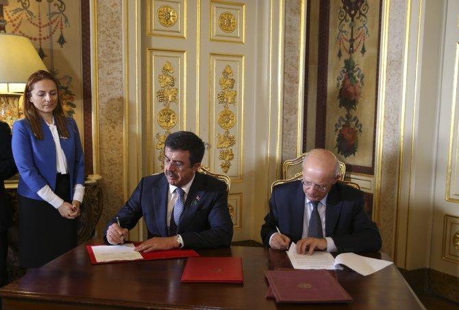 Ekonomi Bakanı Zeybekci, Portekiz'de