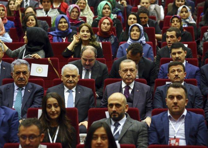 AK Parti Siyaset Akademisi Açılışı