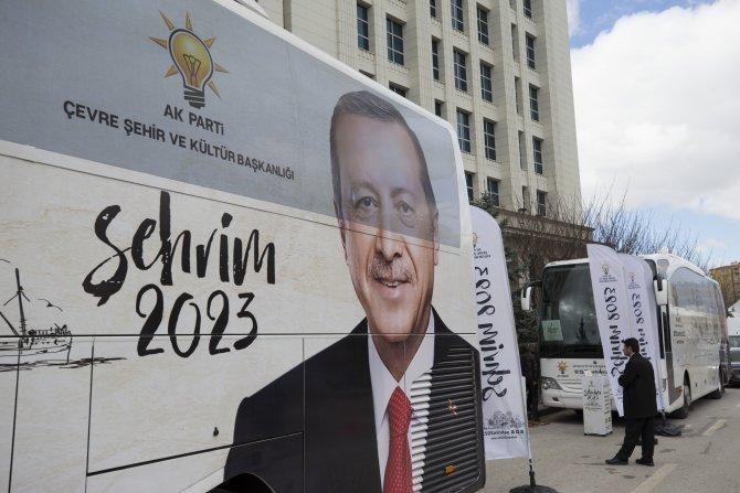 "AK Parti'nin ""Şehrim 2023"" Projesi"