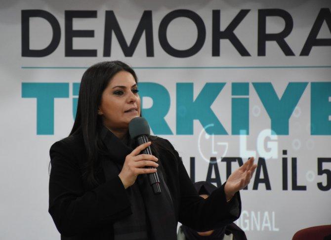 Bakanlar Sarıeroğlu ve Tüfenkci Malatya'da