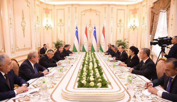 Özbekistan ve Tacikistan ilişkileri normalleşme yolunda