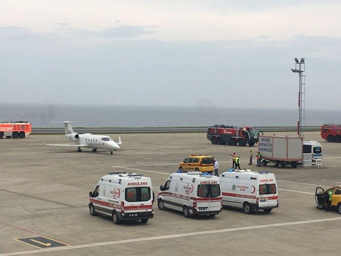 Trabzon Havalimanı'nda uçuşlar normale döndü