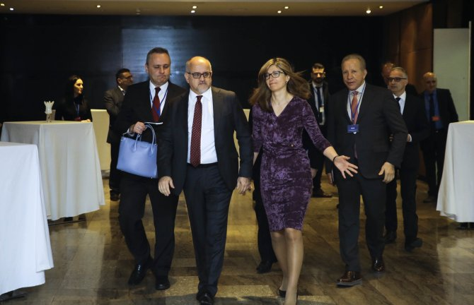 Batı Balkan ülkeleri dışişleri bakanları Saraybosna'da buluştu