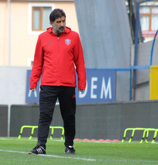 Karabükspor'da Sivasspor maçı hazırlıkları