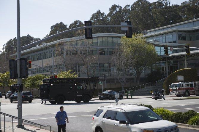 GÜNCELLEME 3 - YouTube ana merkezinde silahlı saldırı: 1 ölü, 4 yaralı