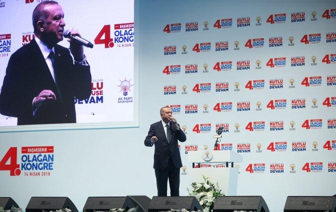 AK Parti Başakşehir 4. Olağan İlçe Kongresi