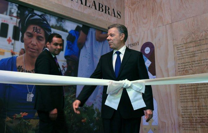 Kolombiya'da 31. Bogota Uluslararası Kitap Fuarı açıldı