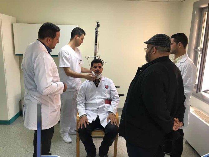 TİKA'dan Libyalı sağlık personeline mesleki eğitim