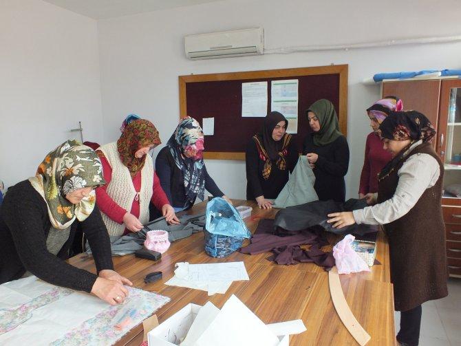 Ulaş'ta İŞKUR destekli kurs açıldı