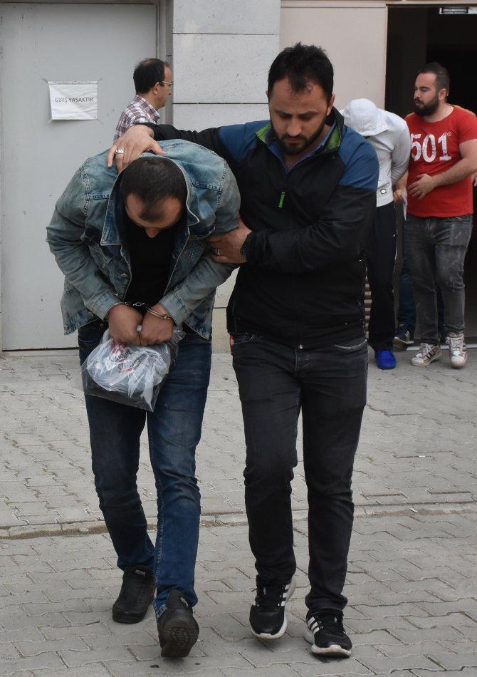 Samsun'da uyuşturucu operasyonu