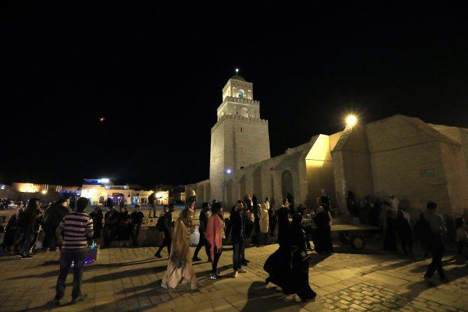 Tunus'ta Kadir Gecesi