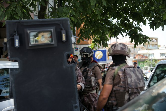 GÜNCELLEME- Uyuşturucu bağımlısı genç polise ateş açtı