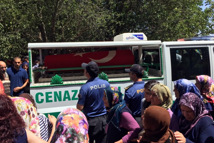 Malatya'da karakolda polis memurunun bıçaklanarak öldürülmesi