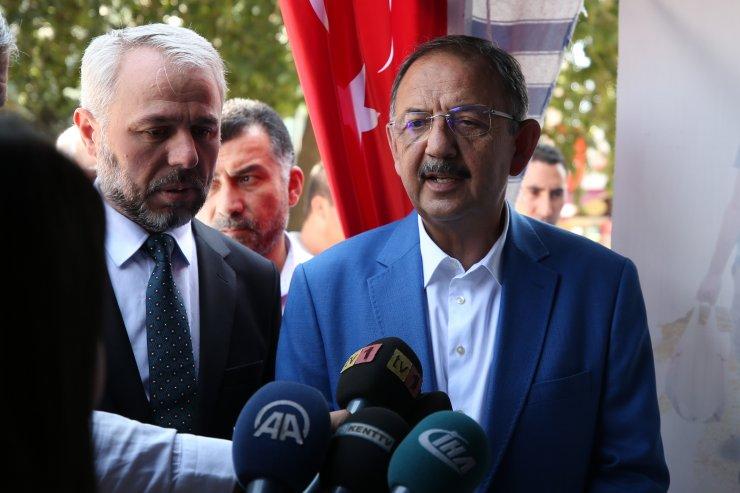 Milletvekili Özhaseki'den kurban bağışı
