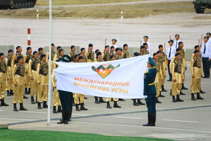 Kazakistan'da Uluslararası Askeri Oyunlar