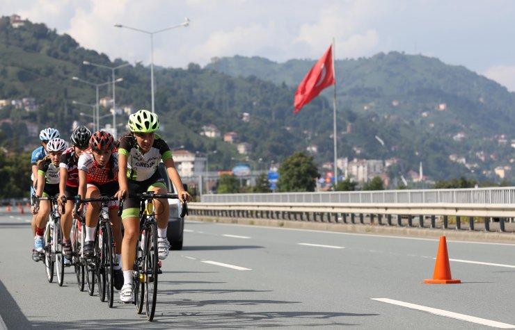 Bisiklet: 2. Çayeli Kriteryum Yol Yarışı