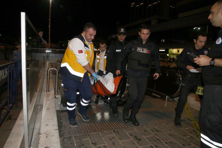 Taksim Meydanı'nda erkek cesedi bulundu