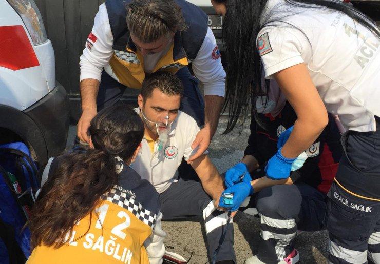 GÜNCELLEME 2 - İzmir Adliyesinde gaz sızıntısı