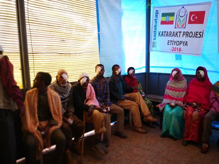 Sadakataşı Derneğinden Etiyopya'ya tıbbi destek