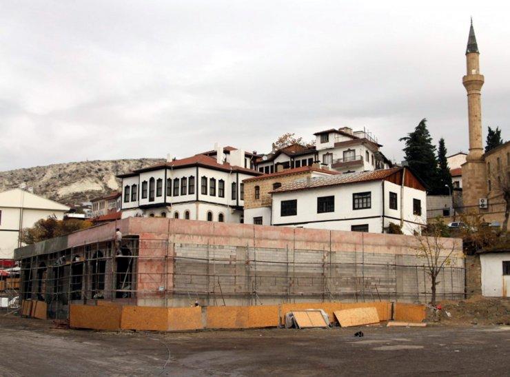 """""""Beypazarı'nda tarihi çarşıdaki ticaret canlanacak"""""""