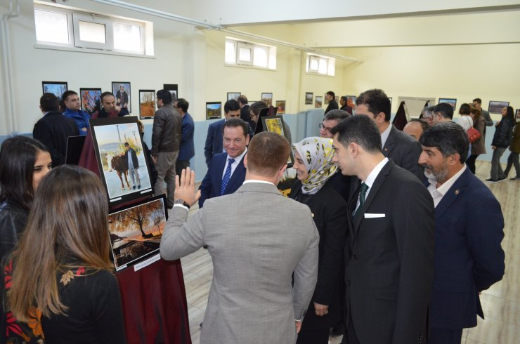 """""""Sonbaharda Şabanözü"""" fotoğraf sergisi"""