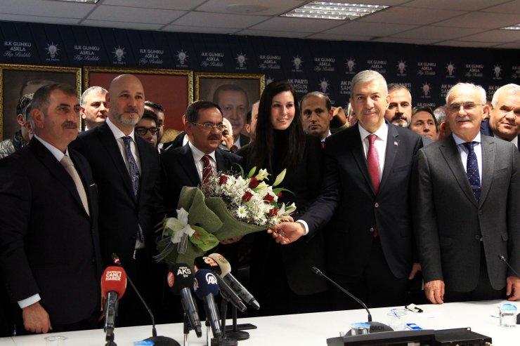 """""""Belediyecilik AK Parti'nin işidir"""""""