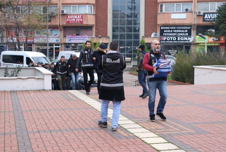 Zonguldak'taki tarihi eser kaçakçılığı operasyonu
