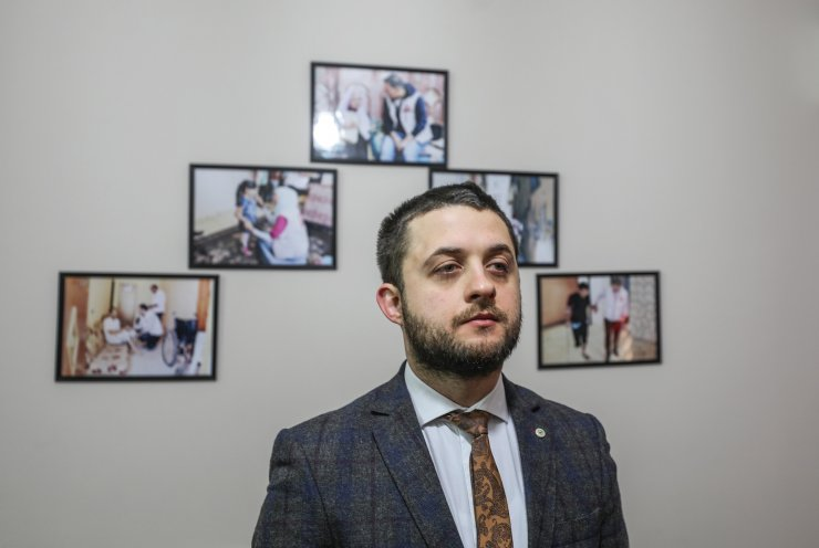 Türk sağlık ekibi Gazze'de