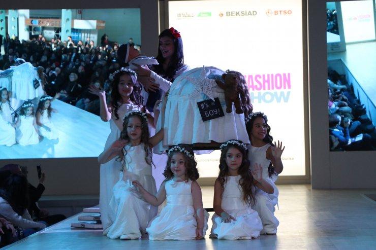 Çocuk giyim fuarı Bursa'da açıldı