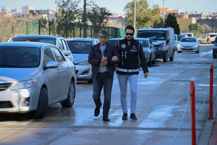 GÜNCELLEME - FETÖ zanlısı İstihbarat Şube Müdür Vekili binbaşı tutuklandı