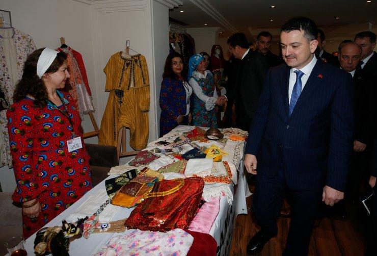 1. Uluslararası Yörük-Türkmen Çalıştayı