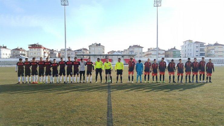 Karaman'da okullar arası futbol grup müsabakaları başladı