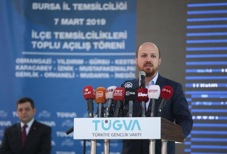 TÜGVA'nın Bursa ilçe temsilcilikleri açıldı