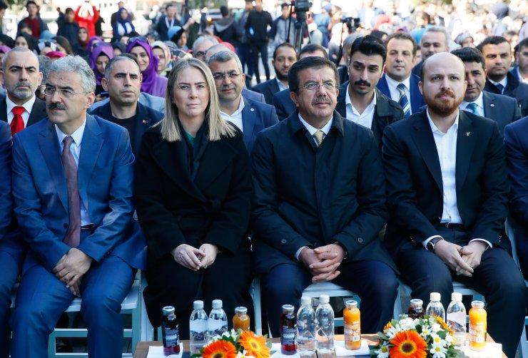 TÜGVA İzmir İl Temsilciliği açıldı