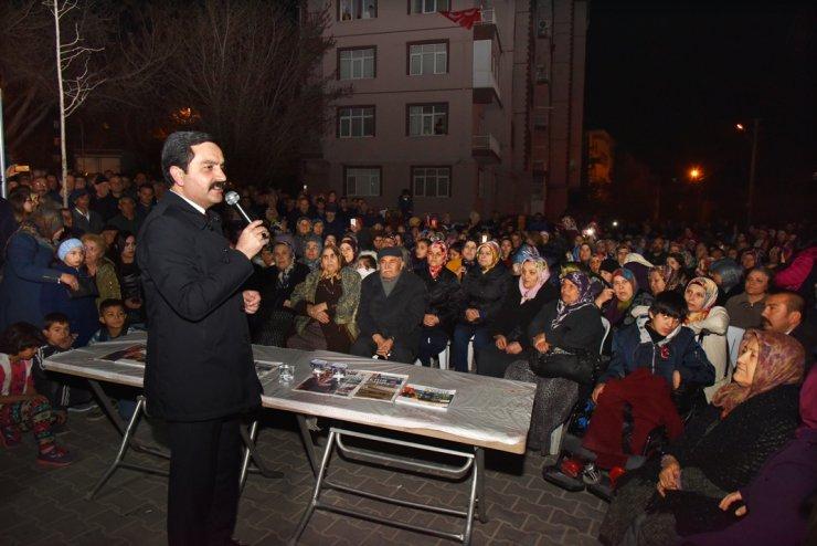 """""""Kırşehir AK Parti iktidarlarıyla yükseliş trendine girdi"""""""