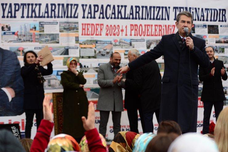 """""""Türkiye'yi yönetebiliriz hesabı içerisindeler"""""""