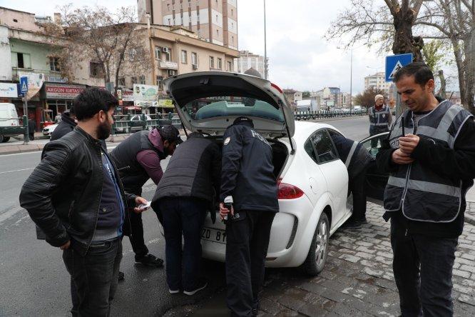 Aranan bin 250 şüpheli yakalandı