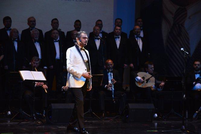 """Bursa'da """"Bir Demet Yasemen"""" konseri"""