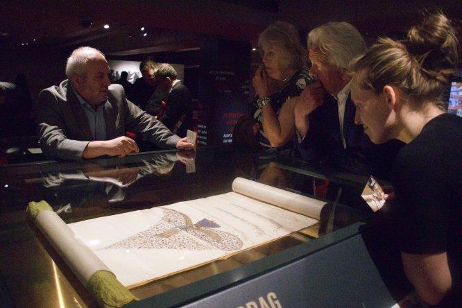 """Hollanda """"400 Yıllık Hatır"""" belgeseli gösterildi"""