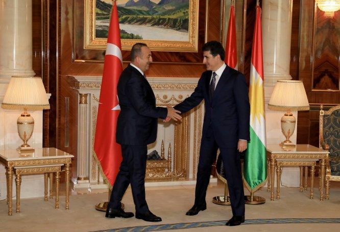 """""""IKBY, Türkiye ile ilişkilerin gelişmesini ümit ediyor"""""""