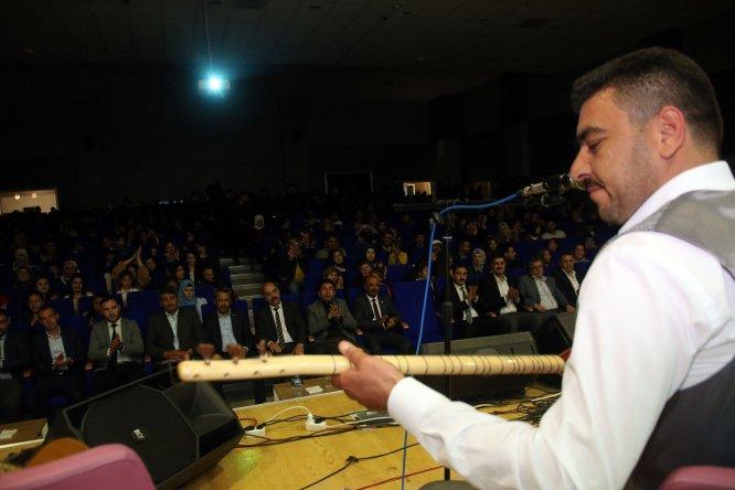 Şarkışla Ülkü Ocakları konser düzenledi
