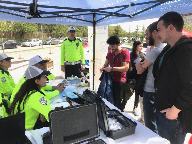 Emniyet'ten Trafik Haftası etkinlikleri