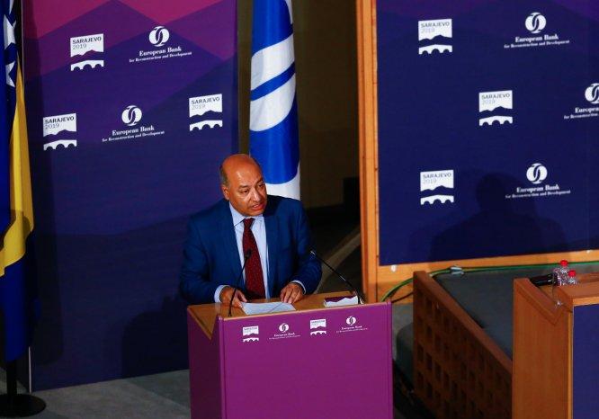 EBRD yıllık yatırımda 10 milyar avroyu aşmayı hedefliyor