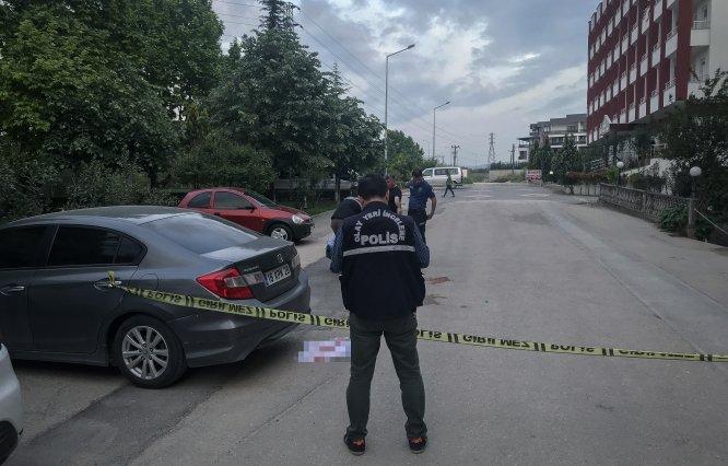 Bursa'da silahlı saldırı: 1 yaralı