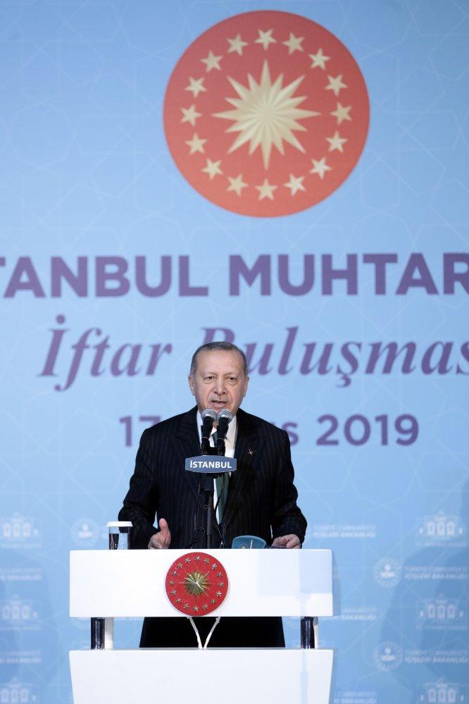 İstanbul Muhtarları Buluşması