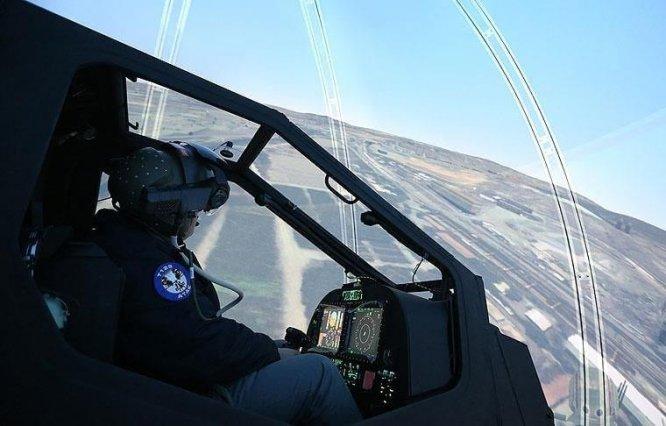 Atak pilotlarını önce teknoloji uçuracak